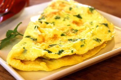 Tepsis omlett | jobbanvagyok.hu